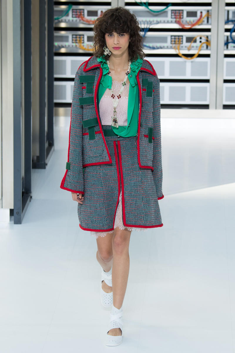 Chanel 2017 Spring Summer Collection