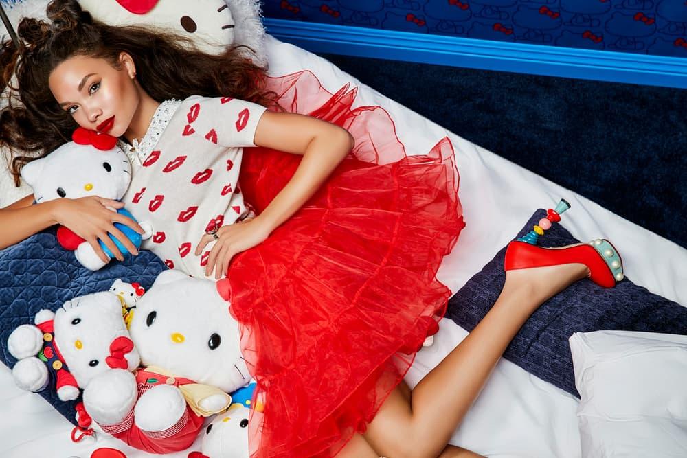 Hello Kitty ColourPop Makeup Collection