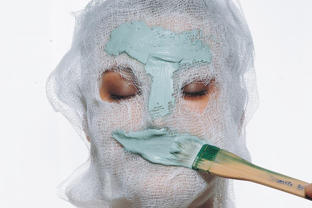 Irene Kim Skin Mask GIF