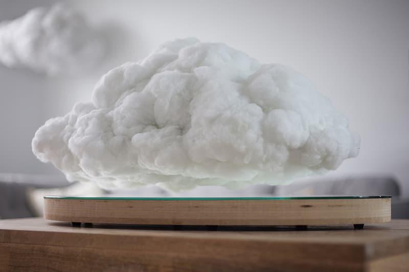 Floating Cloud Speaker Richard Clarkson Crealev