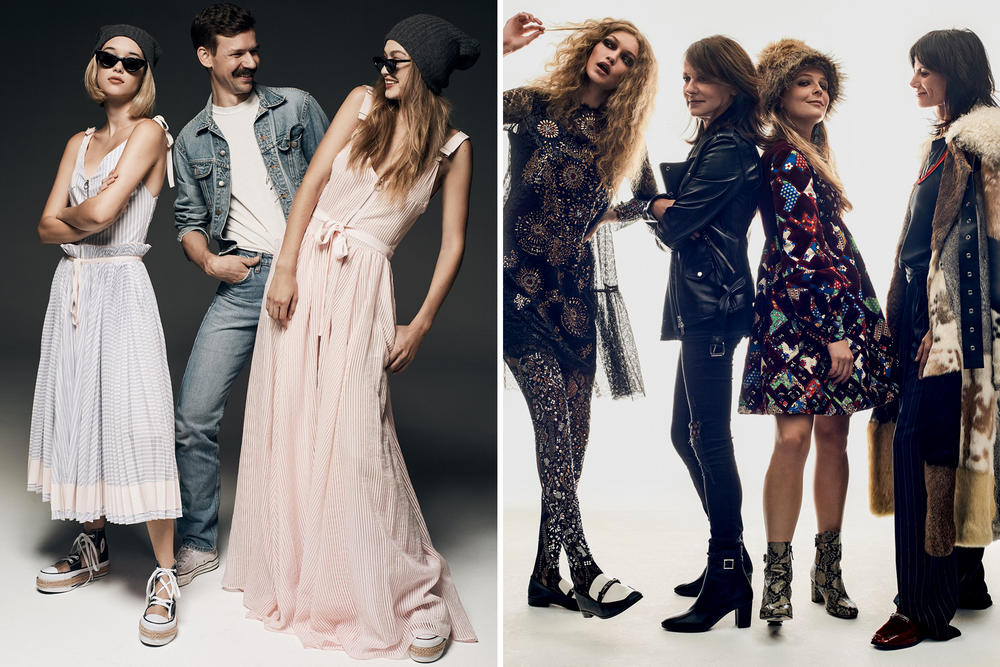 Gigi Hadid CFDA Vogue Finalists