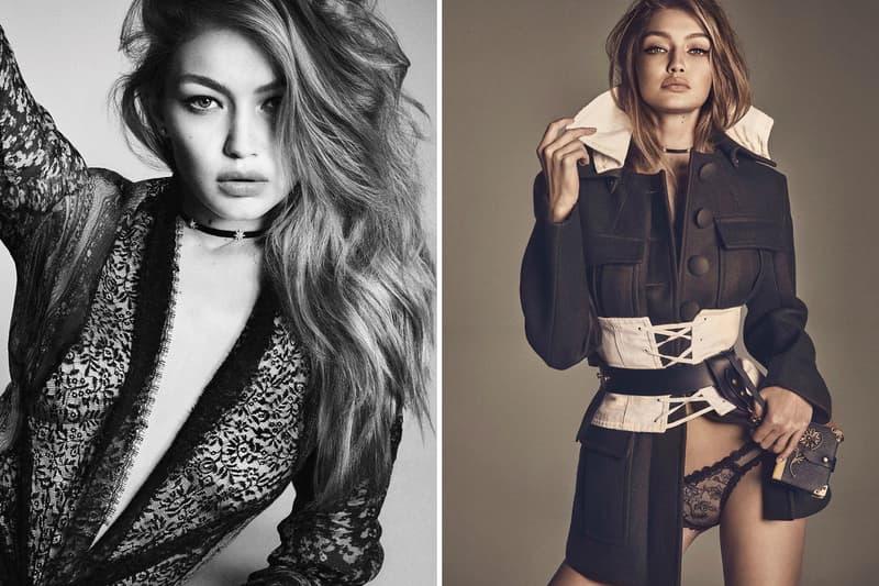 Gigi Hadid Vogue Japan Cover