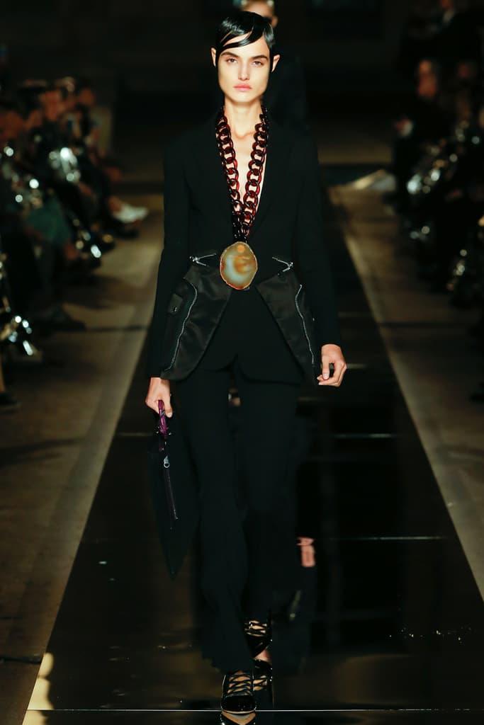 Givenchy Riccardo Tisci Paris Fashion Week 2017 Spring Summer