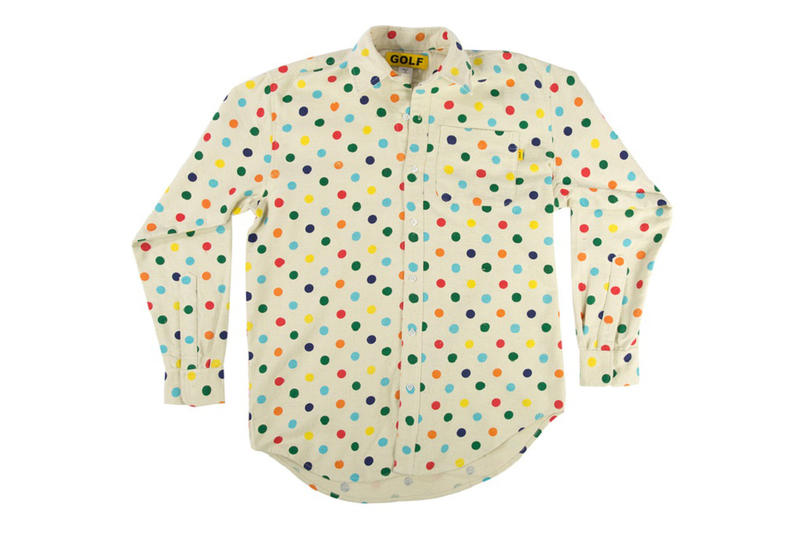 Tyler The Creator Golf Wang Polka Dot Collection