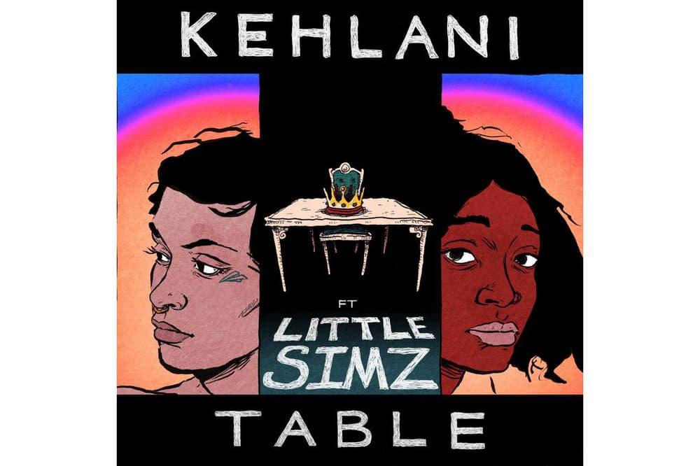 kehlani little simz table music single