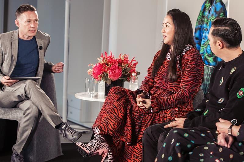 KENZO H&M Interview Carol Lim Humberto Leon