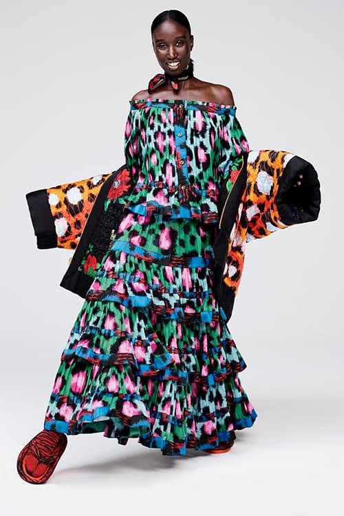 KENZO x H&M Full Lookbook