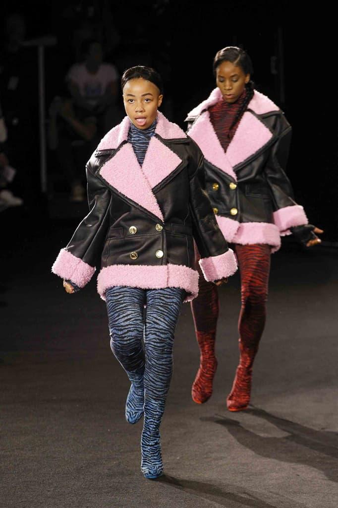 KENZO H&M Runway Show