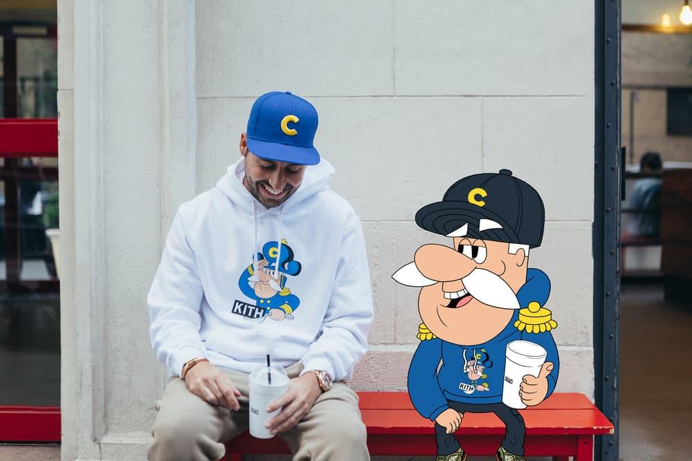 KITH  Cap n Crunch Collaboration
