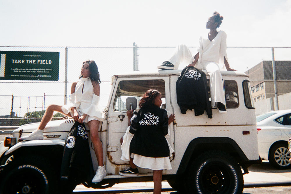 Kitty Cash Sade The Pack Merch Collection