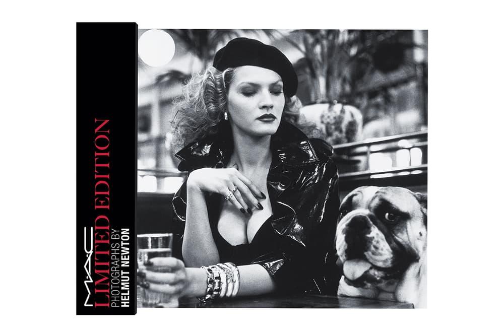 MAC Helmut Newton Makeup Collection