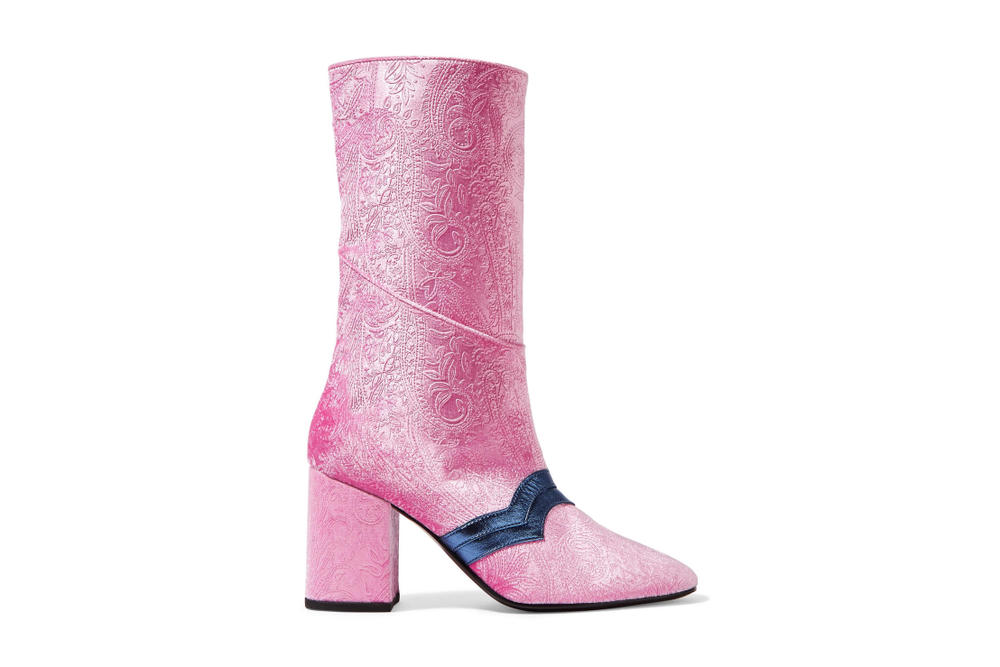 Man Repeller Leandra Medine Net a Porter Shoe Collection