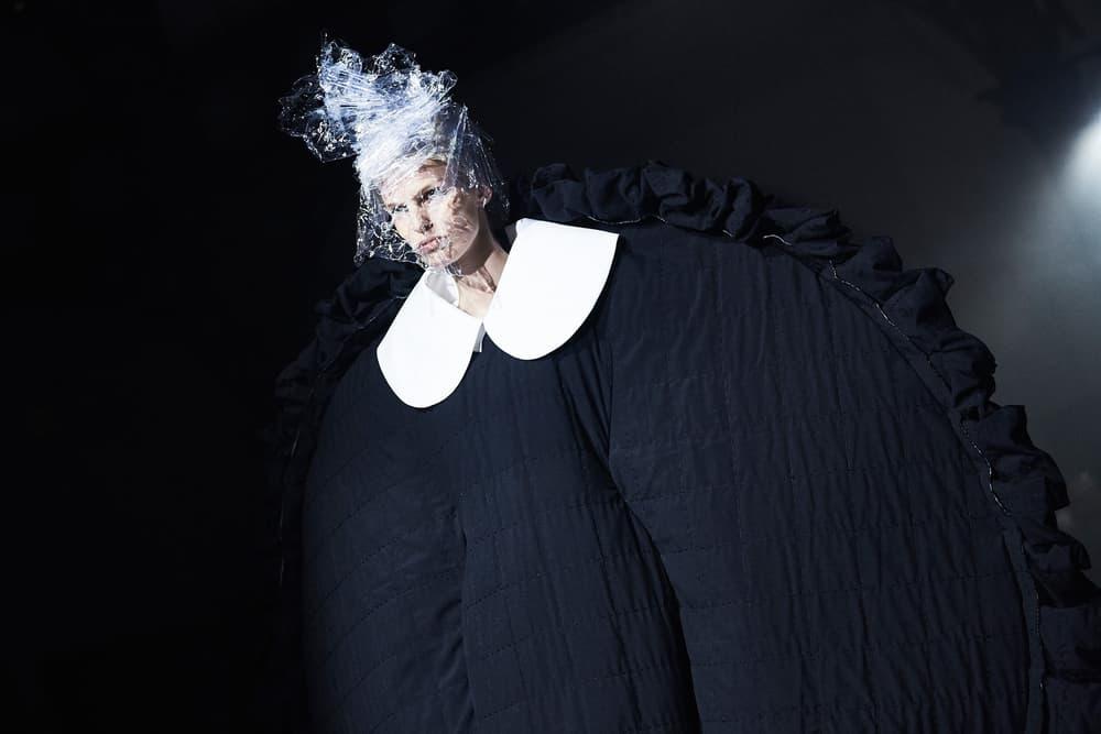 Paris Fashion Week Comme des Garcons