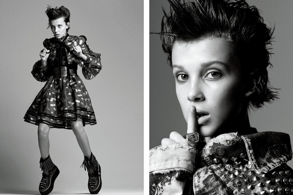 Millie Bobby Brown 2016 November Interview Magazine