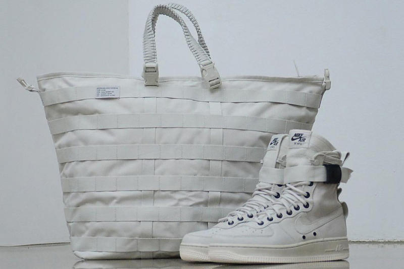 buy popular 36476 e26db Nike Air Force 1 SFAF-1 Duffel Bag