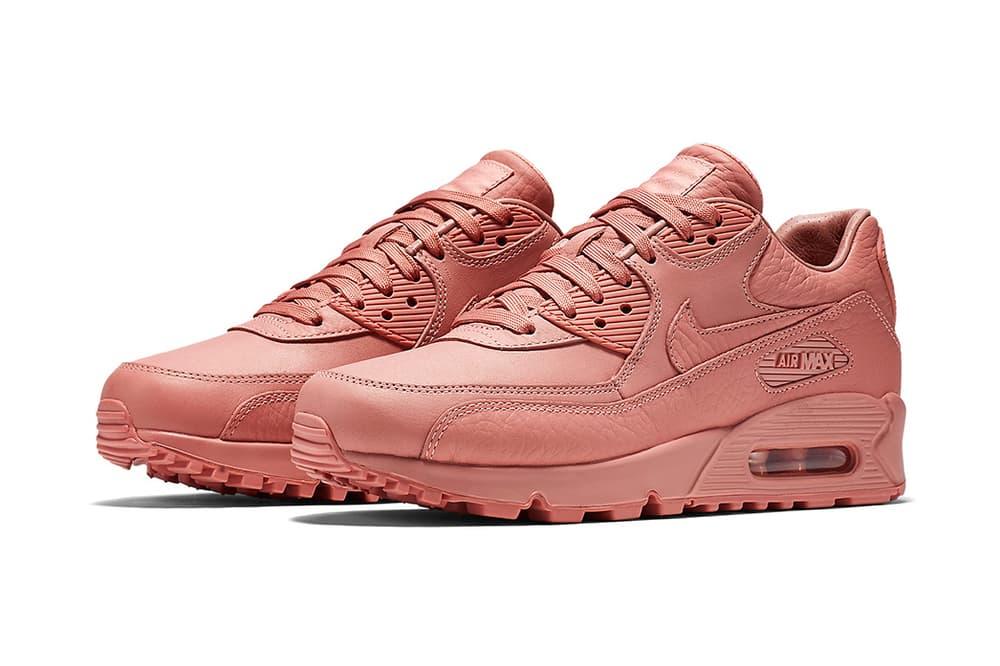 taille 40 574fb dfd31 NikeLab Air Max 90 Pinnacle Rose Pink | HYPEBAE