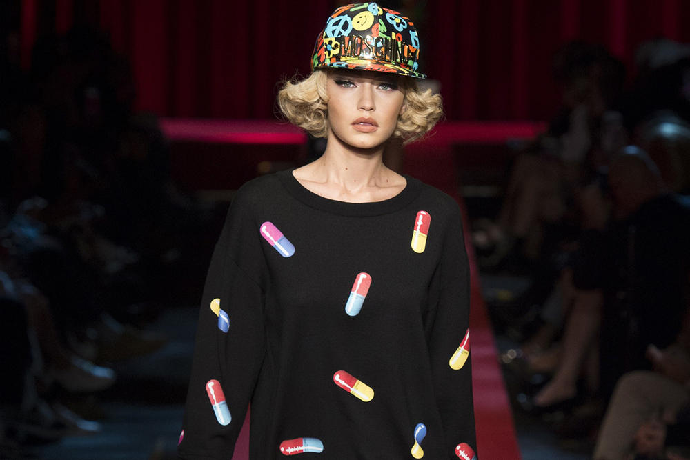 Nordstrom Moschino Pill Collection