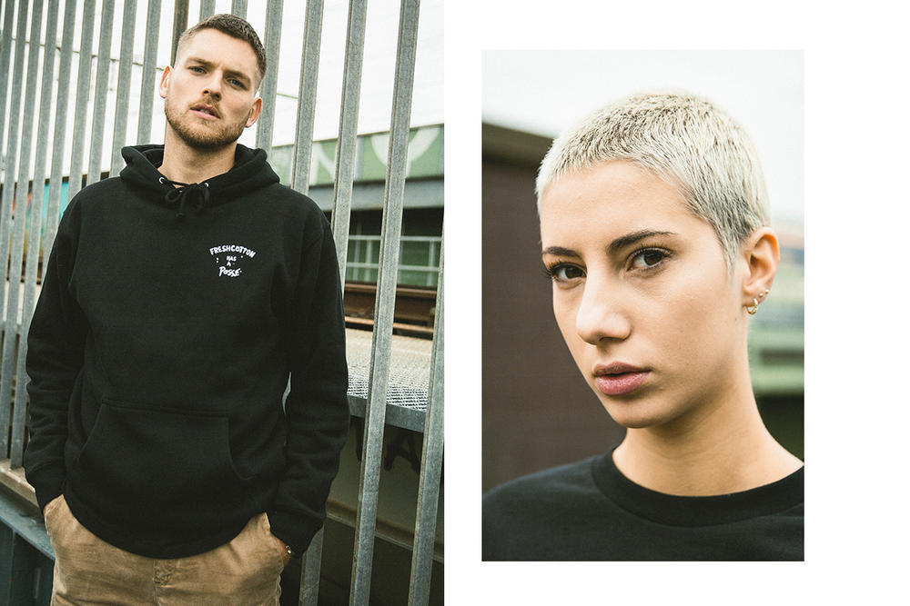 OBEY FreshCotton Has A Posse Collection