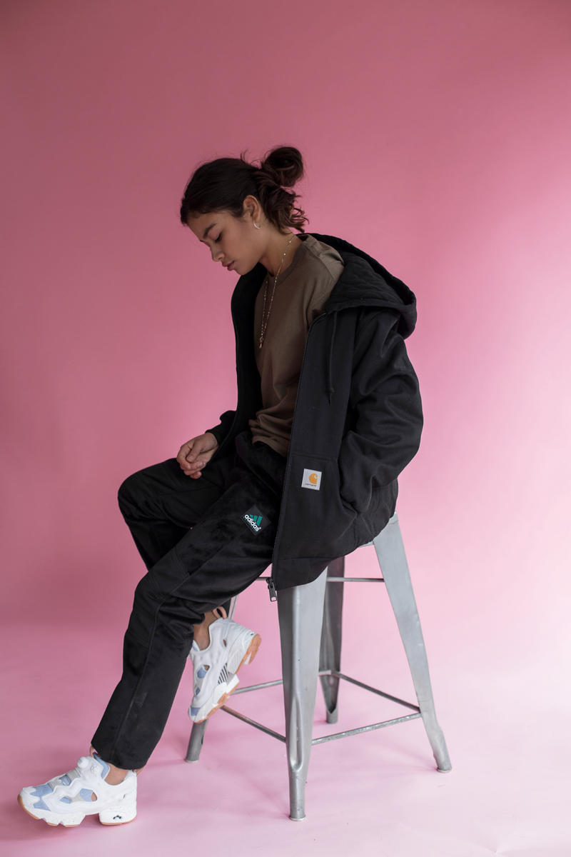 Off The Hook Canada Lost in the Pink Lookbook
