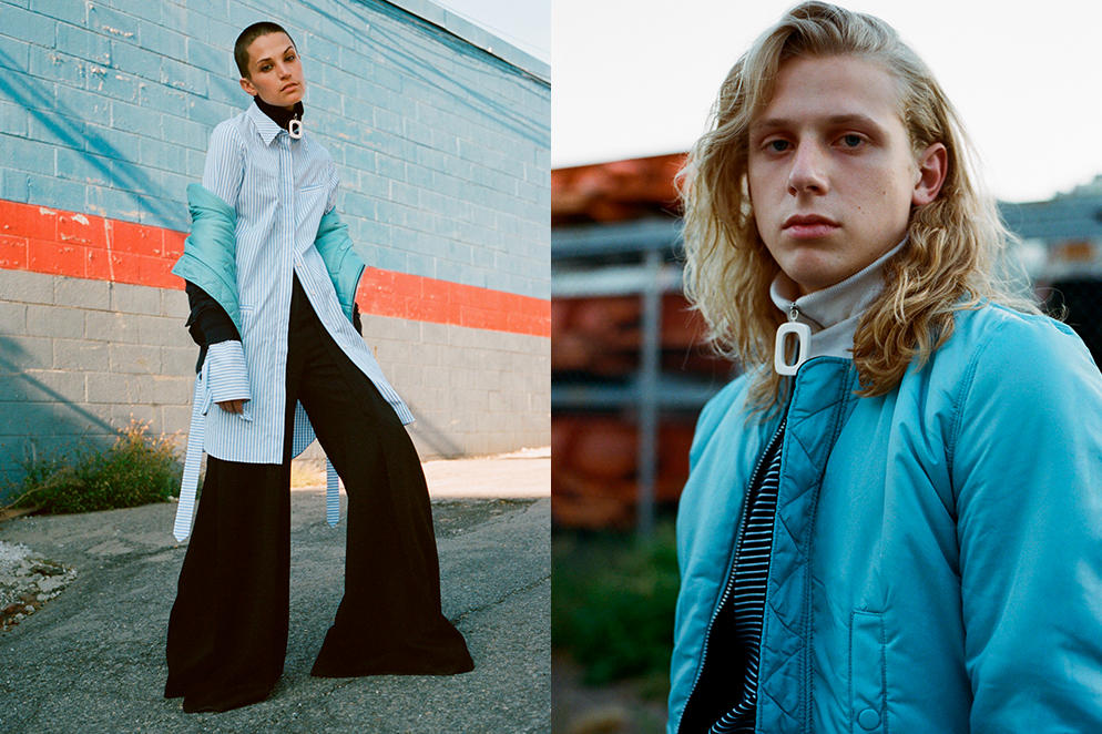 Opening Ceremony x Alpha Industries MA-1 Editorial