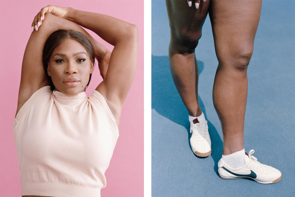 Serena Williams Fader Magazine 2016 October Issue
