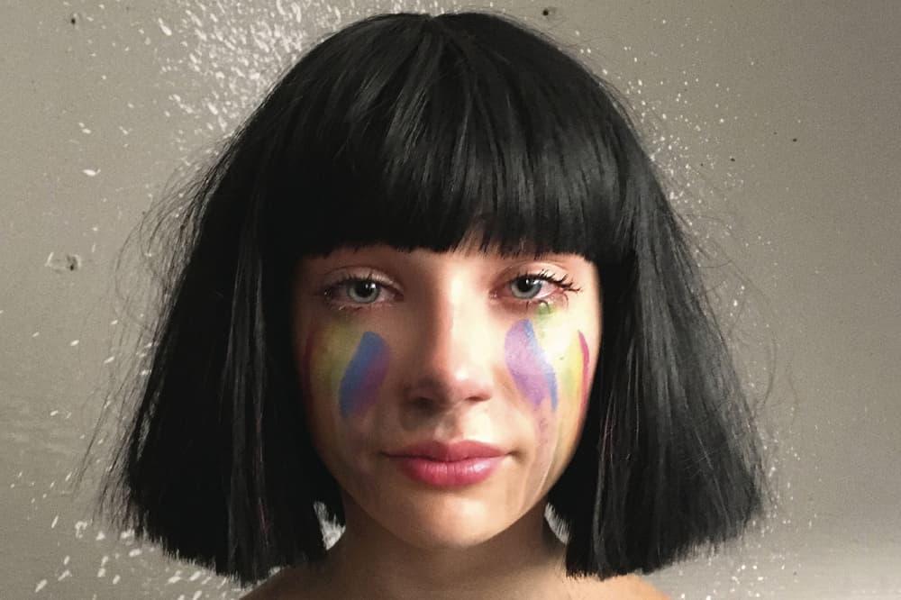 Sia This Is Acting Album Art
