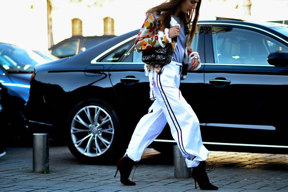 streetsnaps paris fashion week thrasher adidas balenciaga chanel louis vuitton