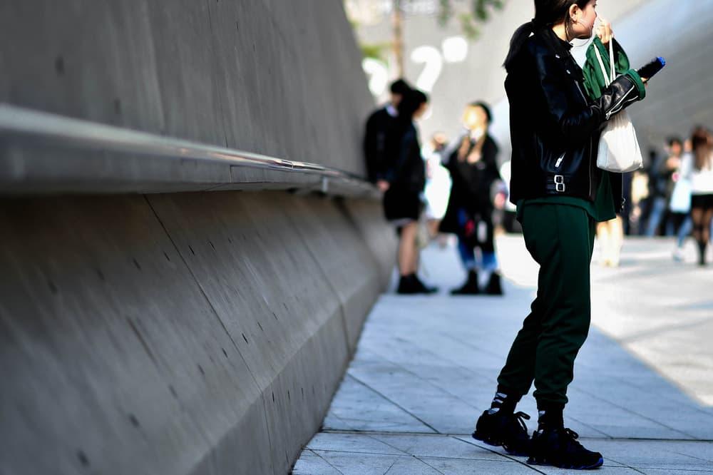 Streetsnaps Seoul Fashion Week October 2016