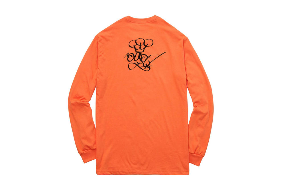 Supreme 2016 Fall T-Shirt Collection Gucci Mane Blade