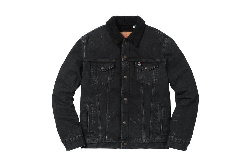 Supreme Levi's 2016 Fall Winter Collection