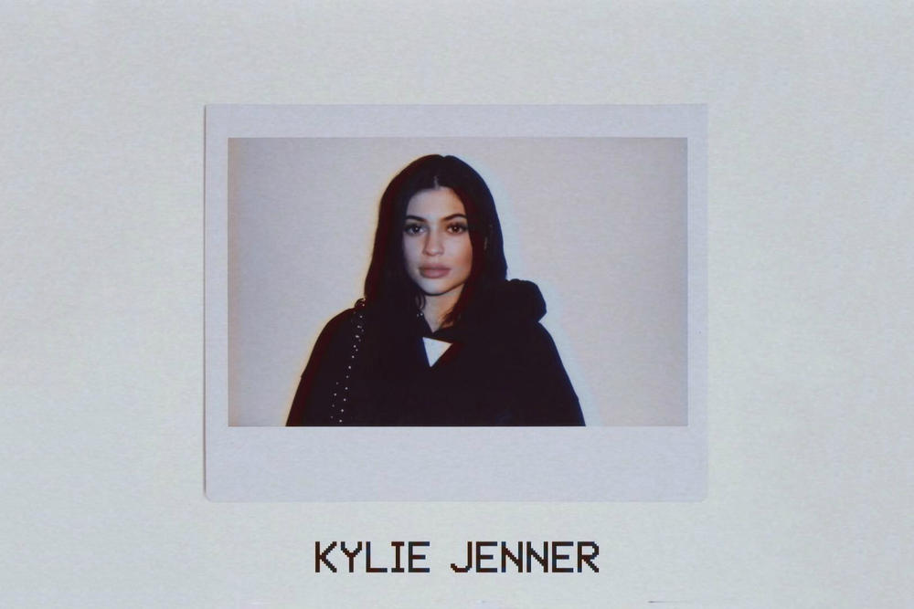 Kylie Jenner WANGSQUAD Campaign