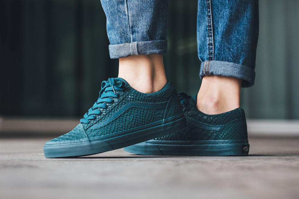 Vans Old Skool Atlantic Deep Mono Python