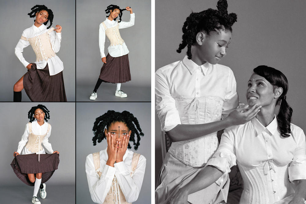Willow Smith in CR Fashion Book Issue 9