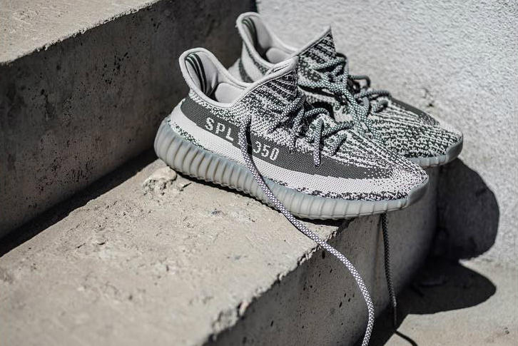 YEEZY Boost 350 V2 All Grey