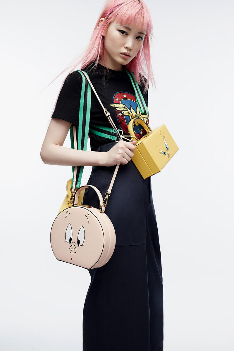 c39b999a869 Zara's Collaboration with 'Wonder Woman' and Looney Tunes | HYPEBAE