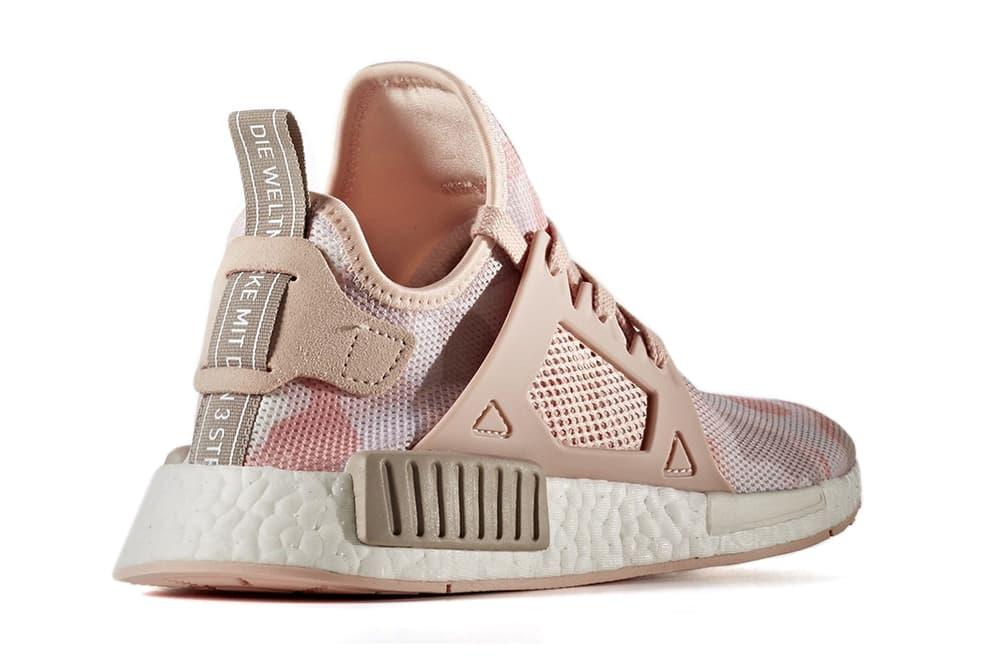 adidas nmd xr1 duck camo pink blue