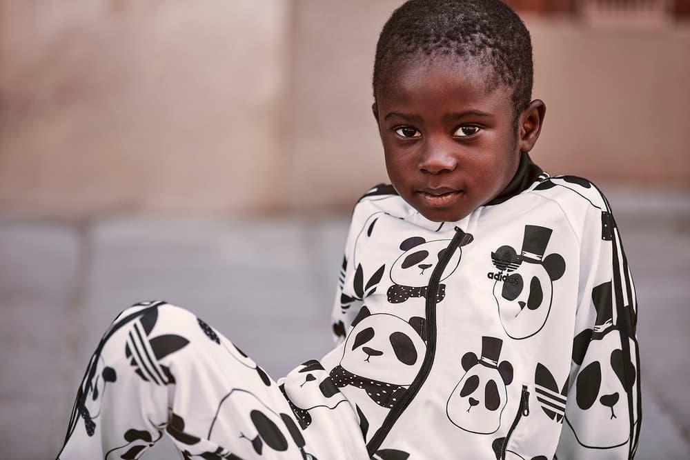 adidas originals mini rodini childrenswear kids tracksuit stan smith