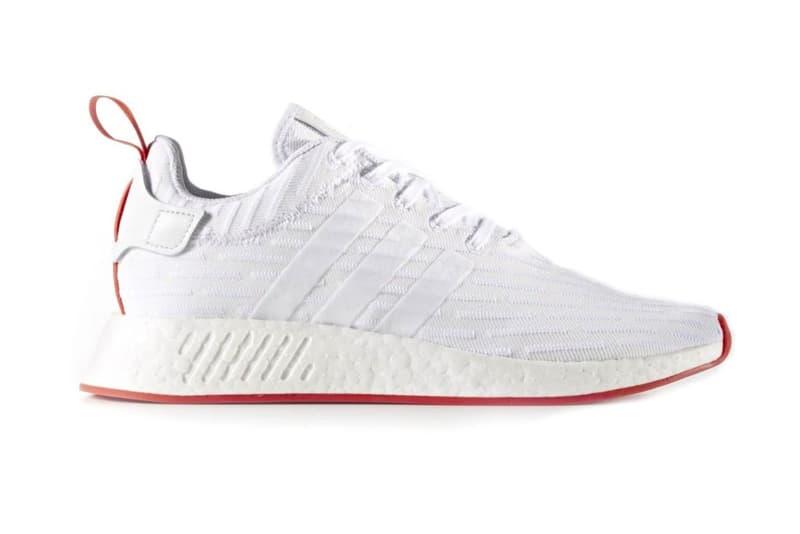 factory price c1ec5 516a7 adidas Originals NMD R2 Gets Bold Red Outlines | HYPEBAE