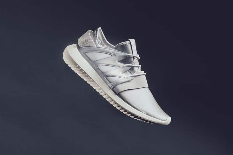 adidas Originals Tubular Viral Metallic Silver