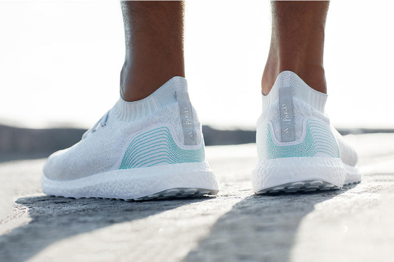 49490c9e7 Parley for the Oceans x adidas UltraBOOST Uncaged