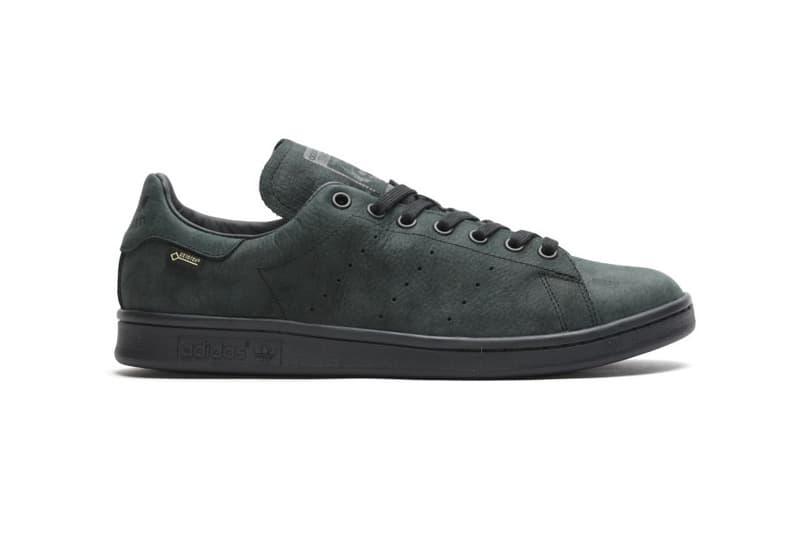 adidas stan smith gore tex waterproof weatherproof tennis sneaker