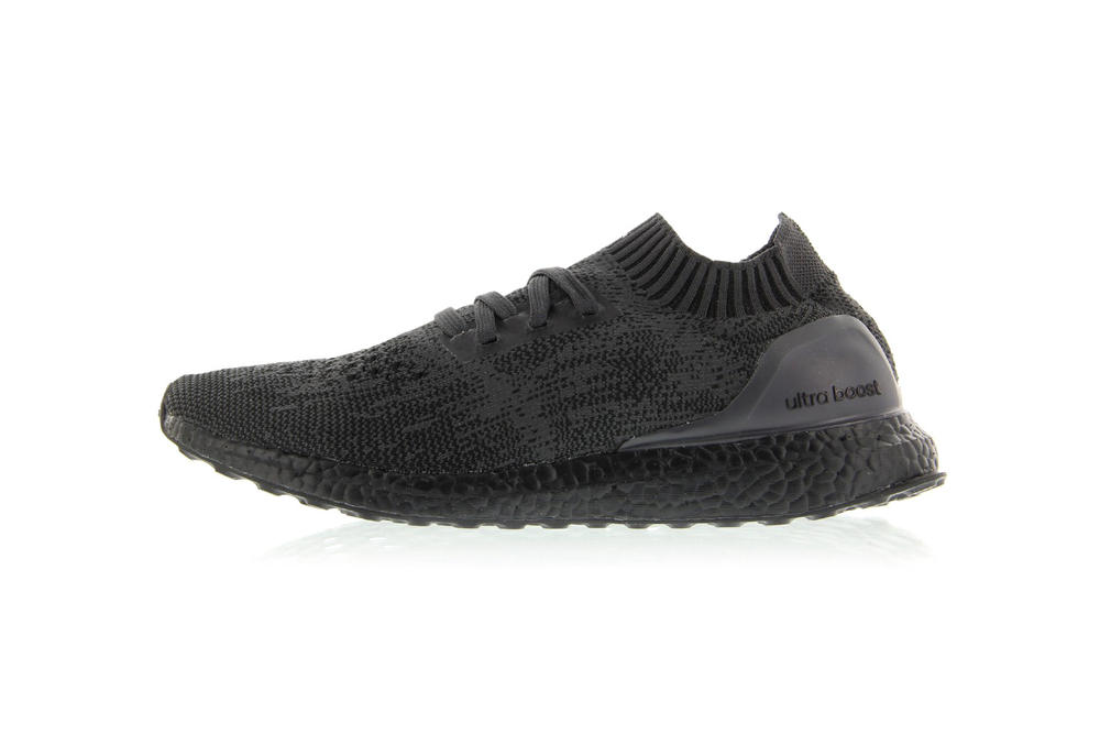 adidas UltraBOOST Uncaged Triple Black