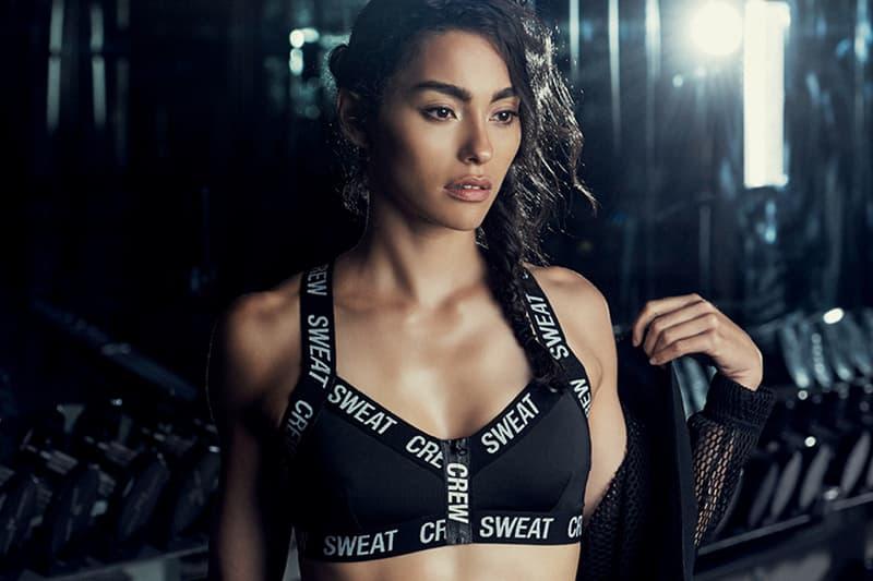 Adrianne Ho Sweat The Style Sweat Crew Restock