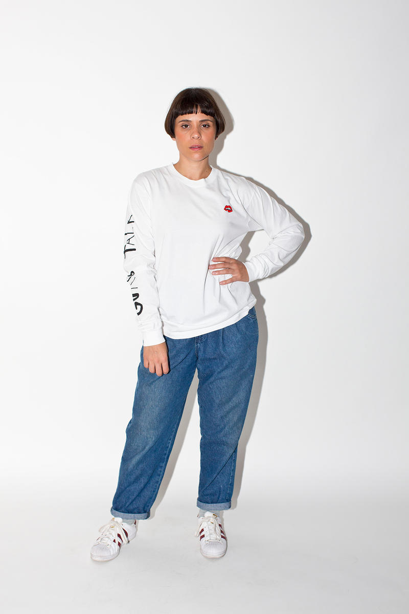 Adwoa Aboah Gurls Talk Merch