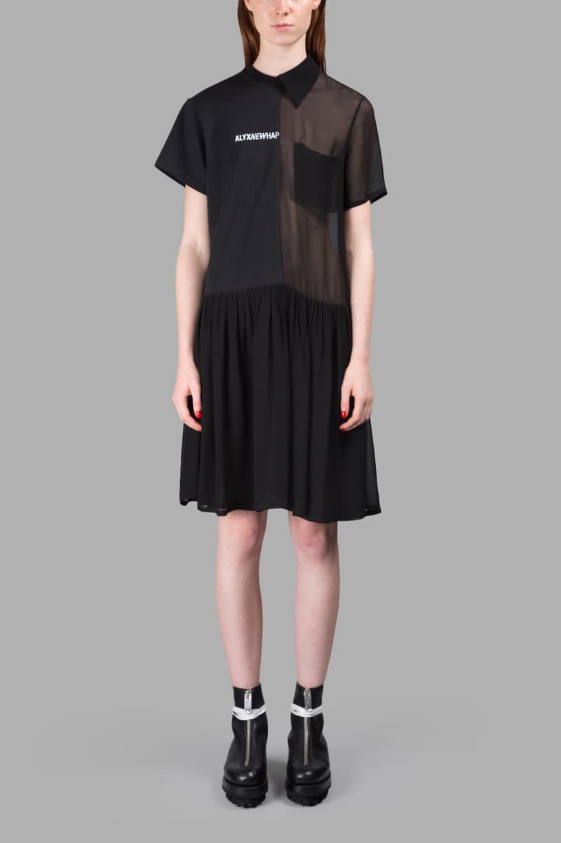 Alyx 2017 Spring Summer Collection Pre-Order