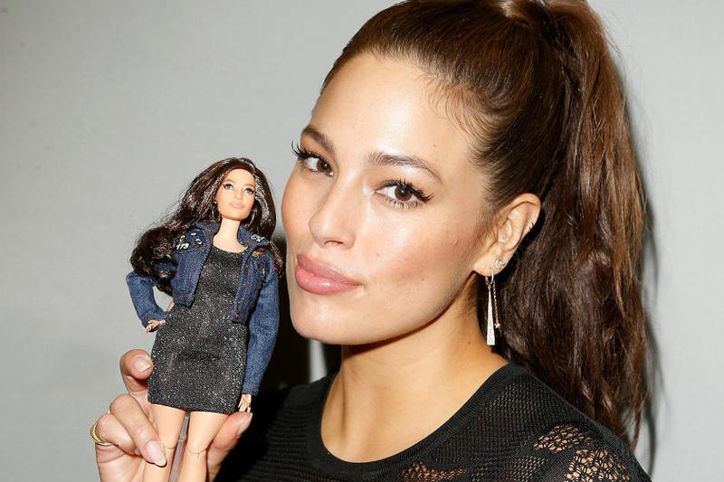 Ashley Graham Body Positivity Barbie
