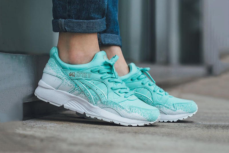 ASICS GEL Lyte V Snow Flake Mint