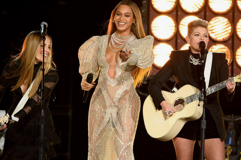 Beyonce Dixie Chicks Daddy Lessons iTunes Spotify