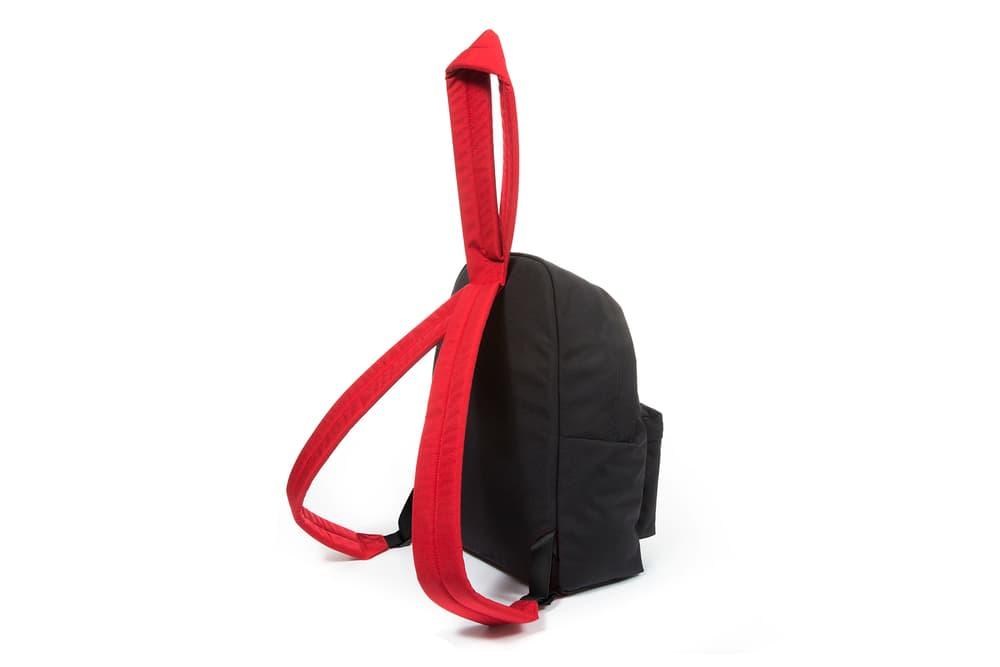 eastpak artist studio 2016 designer list vetements demna gvasalia kenzo backpacks designers against aids nicopanda