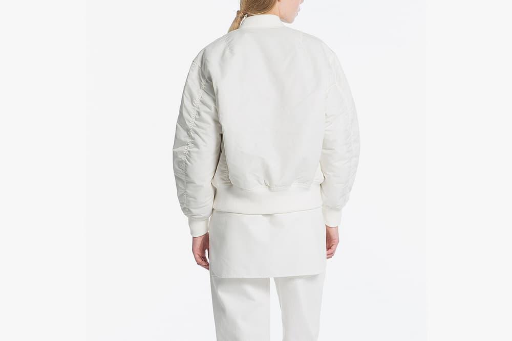 uniqlo u ma-1 bomber blouson jacket christophe lemaire hermes winter outerwear